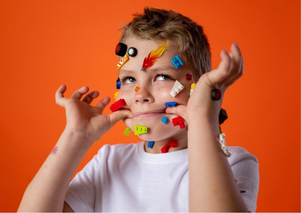 Building Blocks Therapeutic Lego Group