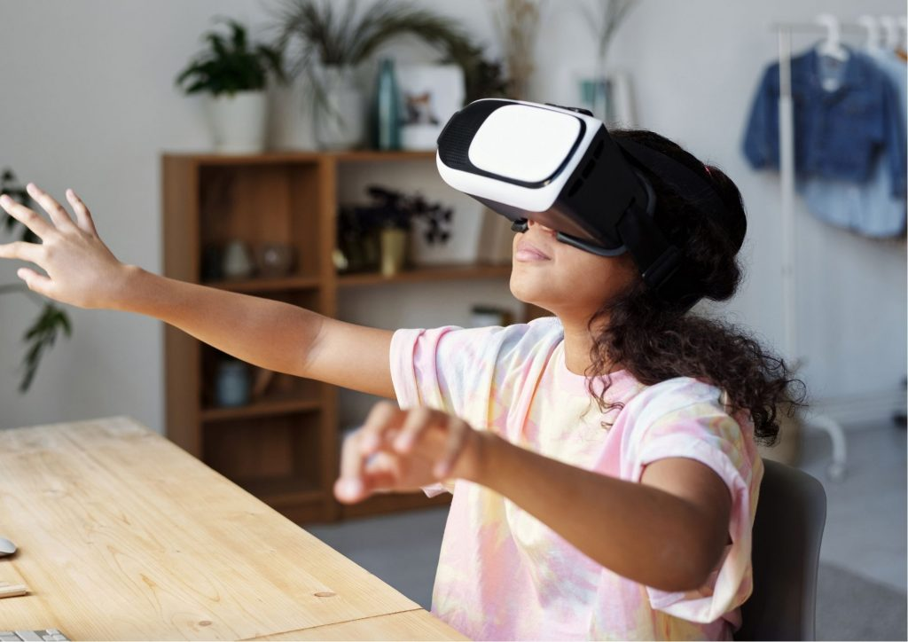 Virtual Reality Immersion Therapy with Psious
