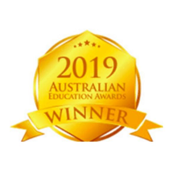 2019 Australian Education Awards Winner Tony Vallance