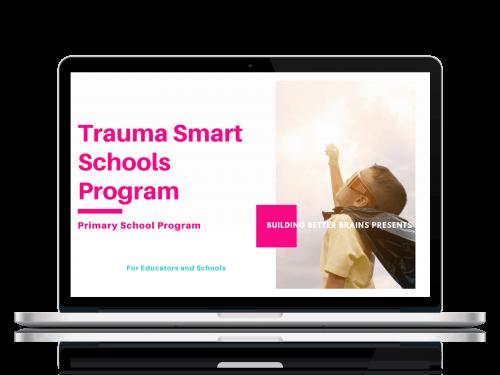 Trauma Smart Schools Program for Primary Schools by Building Better Brains Australia