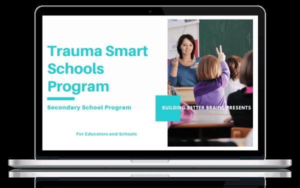 Trauma Smart Schools Program for Secondary Schools by Building Better Brains Australia