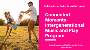 Connected Moments Music and Play Program