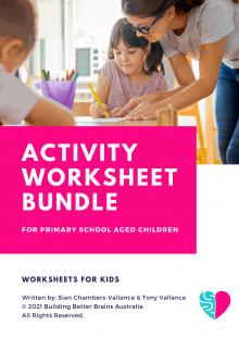 Activity Worksheet Bundle Image