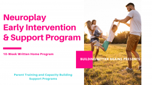 Neuroplay Early Intervention and Support Program by Building Better Brains Australia