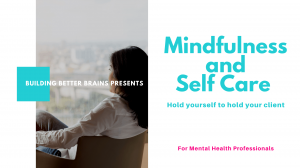 Mindfulness and Self Care for Mental Health Professionals by Building Better Brains Australia